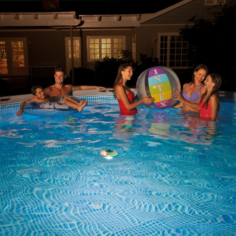 28690 Intex Led Floating Pool Light