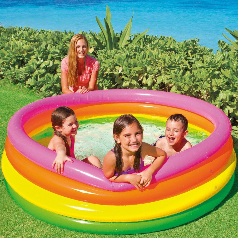 56441 Intex Sunset Glow Small Pool 66 39 39 X 18 39 39