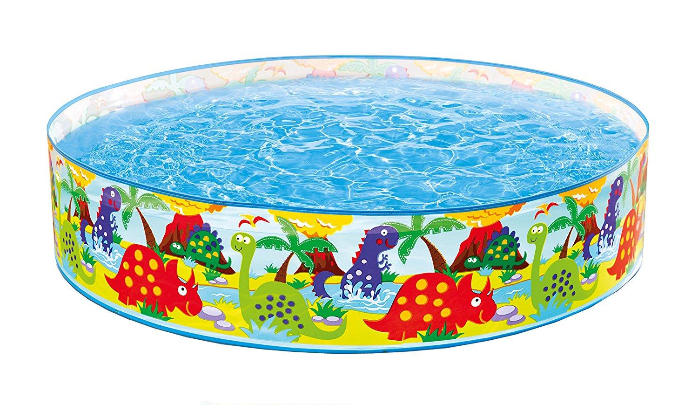 58474 Intex Dino Snapset Pool 4 X 10 Quot